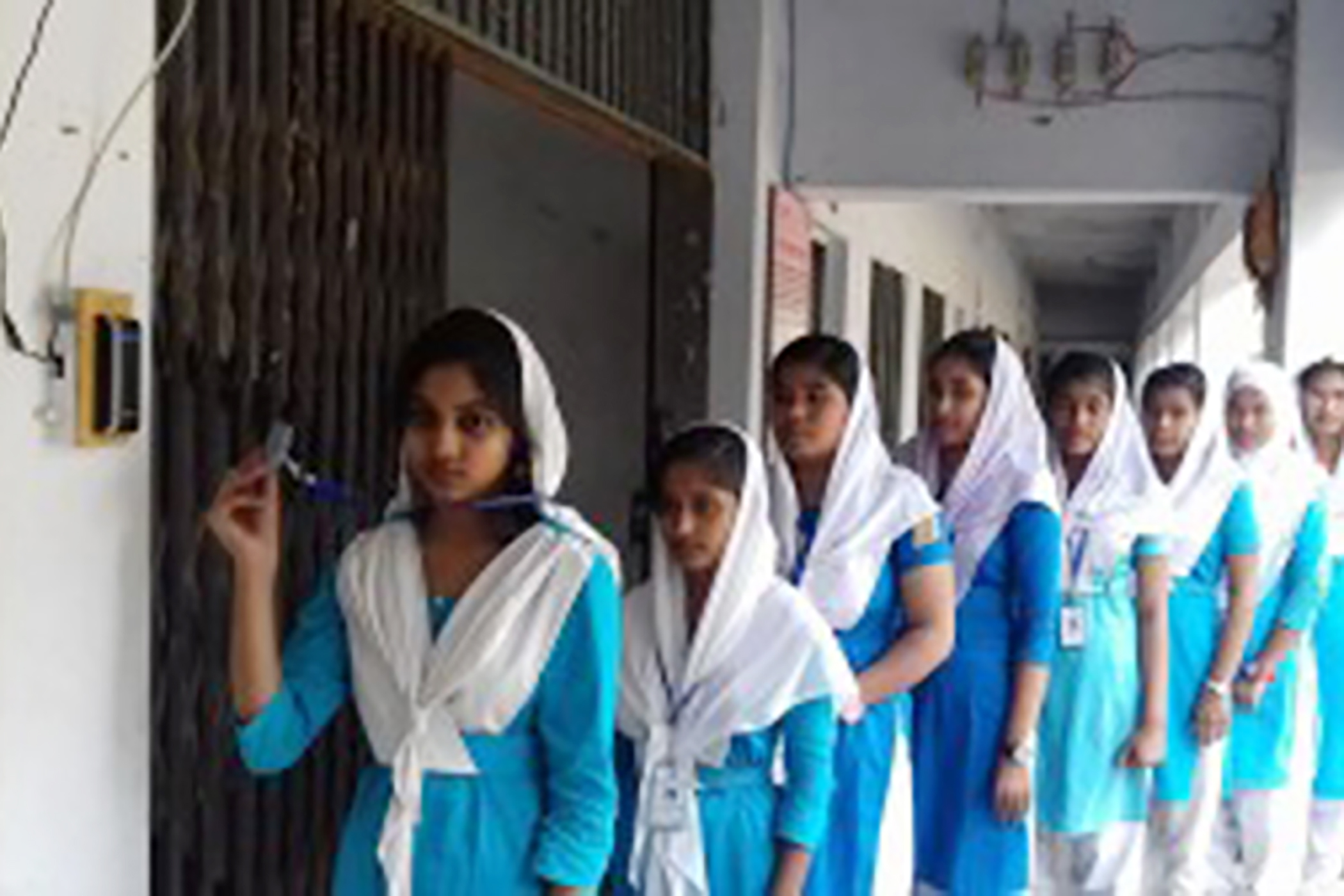Nababidhan Girls High School Digital Attendance